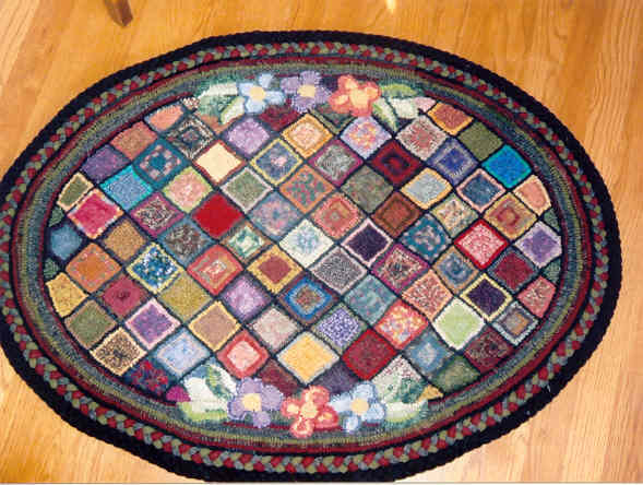Grandmother's rug